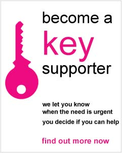 Become a Key Supporter